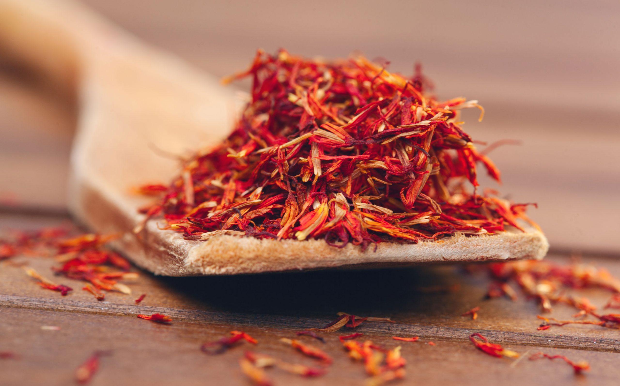 تاریخچه گیاه زعفران