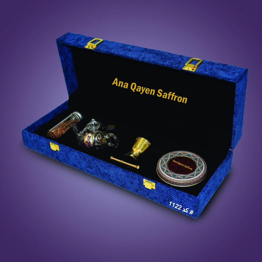باکس هدیه زعفران